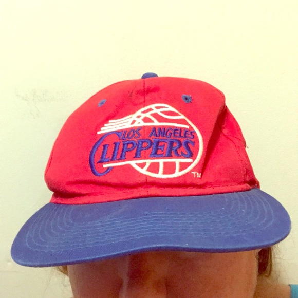 NBA Other - Los Angeles clippers dad hat snap back